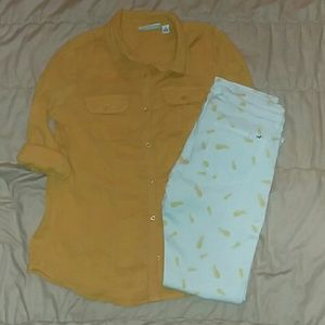 Girls PineApple Outfit